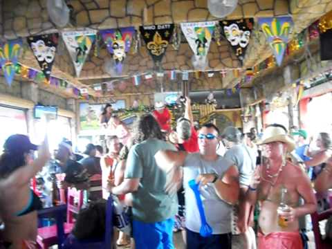 Denied alcohol at Fat Tuesday's Cozumel