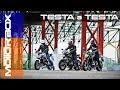 Kawasaki Z650 vs Yamaha MT-07 vs Honda CB650F | Duello tra medie giappo