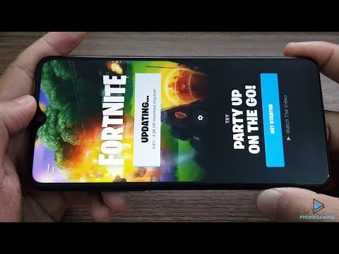 FORTNITE APK V10.40.0 For Any Android Device FIX
