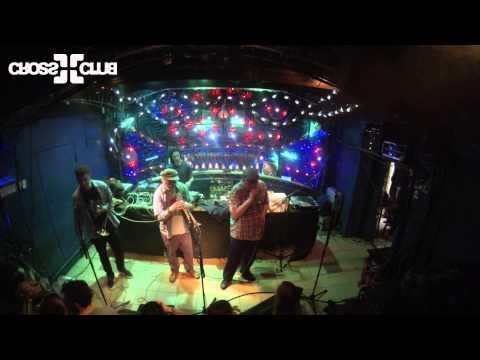Zion Train - Live in Cross Club 2015
