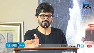 Lucia Director Pawan Kumar Speech At Uturn Movie Press Meet - FullOnCinema