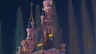 Sunrise Timelapse from Sleeping Beauty Castle at Disneyland Paris | #DisneyMagicMoments