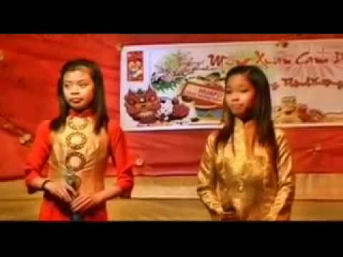 Canh Thiep Dau Xuan ~ Tet 2010 ~ Anna-Anhly & Bao Tran