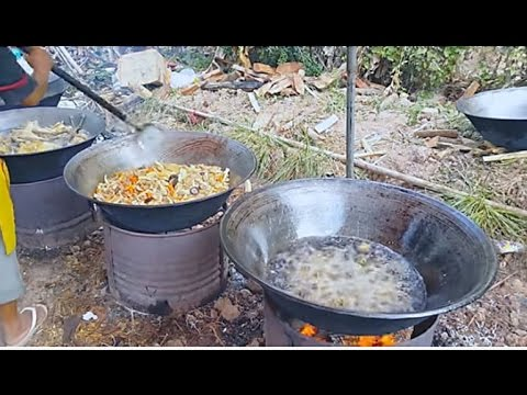 Asia Food - Khmer Food - Camodia Cooking