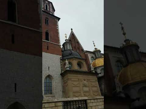 Wawel Cathedral-Krakow, Poland