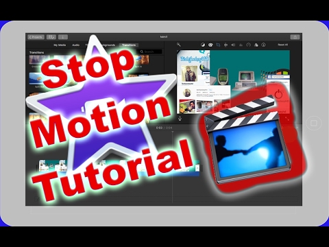 how to work imovie on iphone