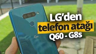 LG G8s ThinQ ve LG Q60 ön inceleme! - LG'den yeni rakipler!