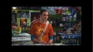 Big Bang Theory - Deine Mama