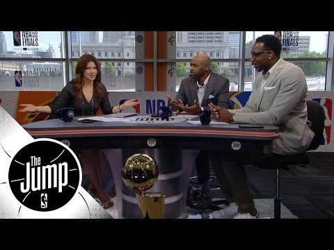 Rachel Nichols: Kevin Durant is going to resign with Warriors  The Jump  ESPN