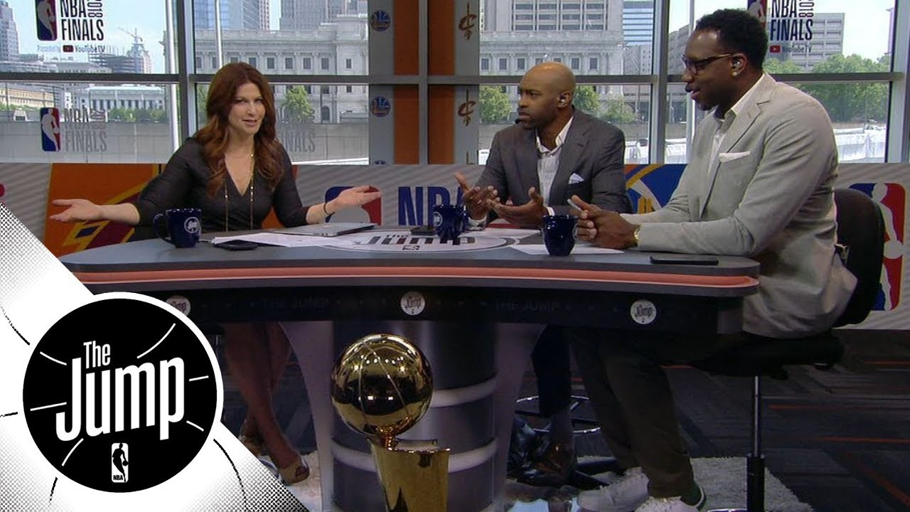 Rachel Nichols: Kevin Durant is going to re-sign with Warriors | The Jump | ESPN