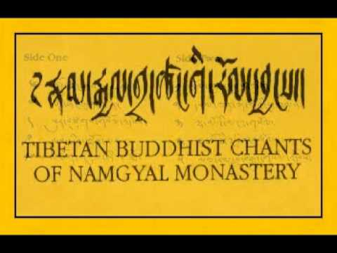 Tibetan Buddhist Chants of Namgyal Monastery (1)