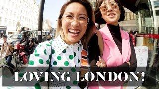 Exploring London (ft Liz Uy) | Laureen Uy