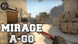 CS:GO - Mirage A-Go Tutorial
