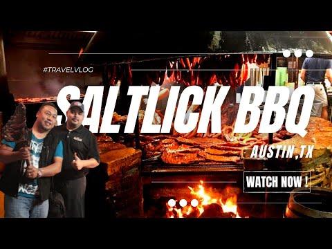 The Salt Lick BBQ  | Nepali Brewboy Channel