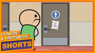 Out of Order - Cyanide & Happiness Shorts