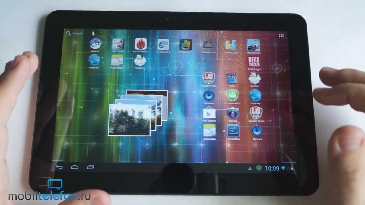 Driver for Prestigio MultiPad 4 Ultimate 10.1 3G Tablet