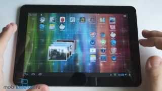 Обзор Prestigio MultiPad 10.1 Ultimate 3G: планшет с MVA-экраном