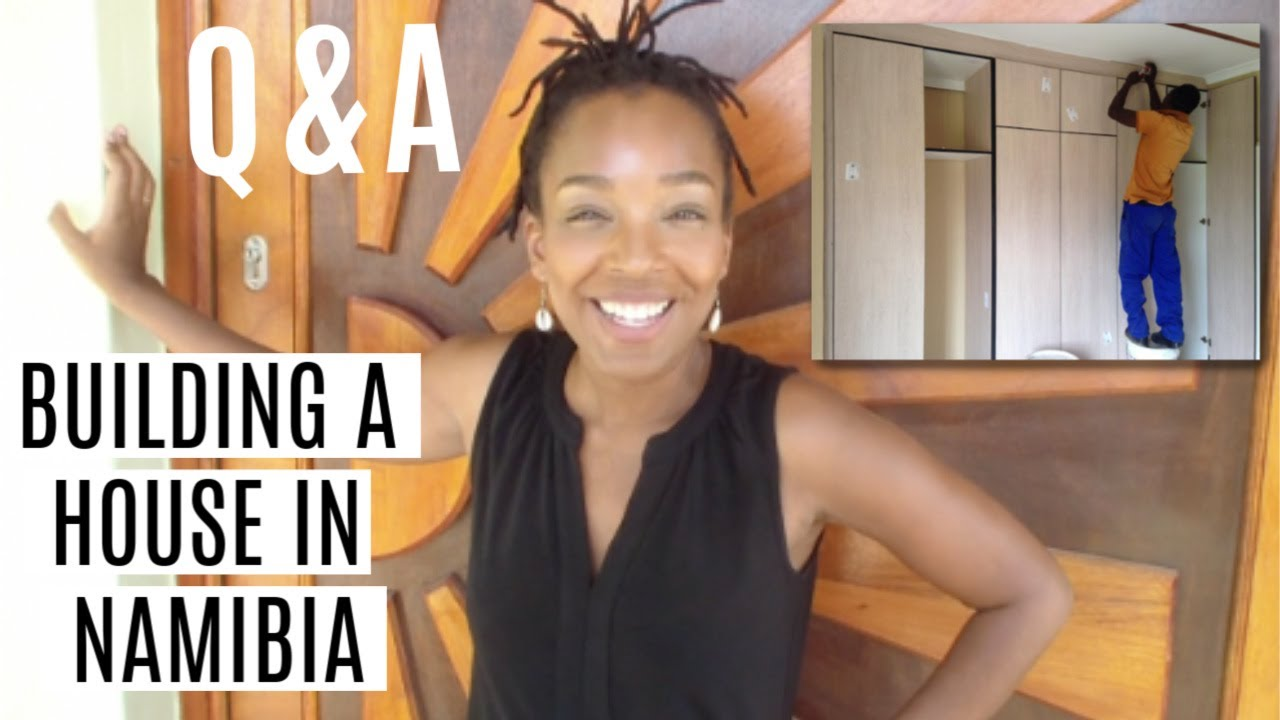 BUILDING A HOUSE IN NAMIBIA | ANSWERING YOUR QUESTIONS!
