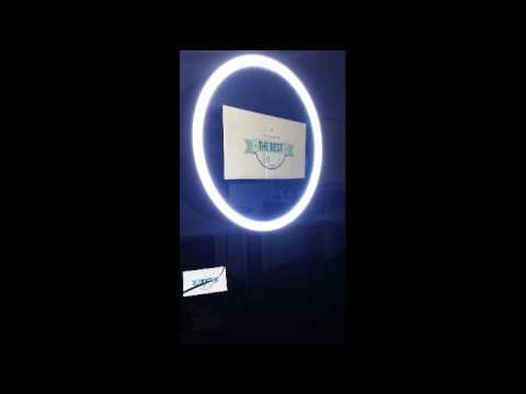 High Brightness Led Ring Light For Round Selfie Mirror Photobooth