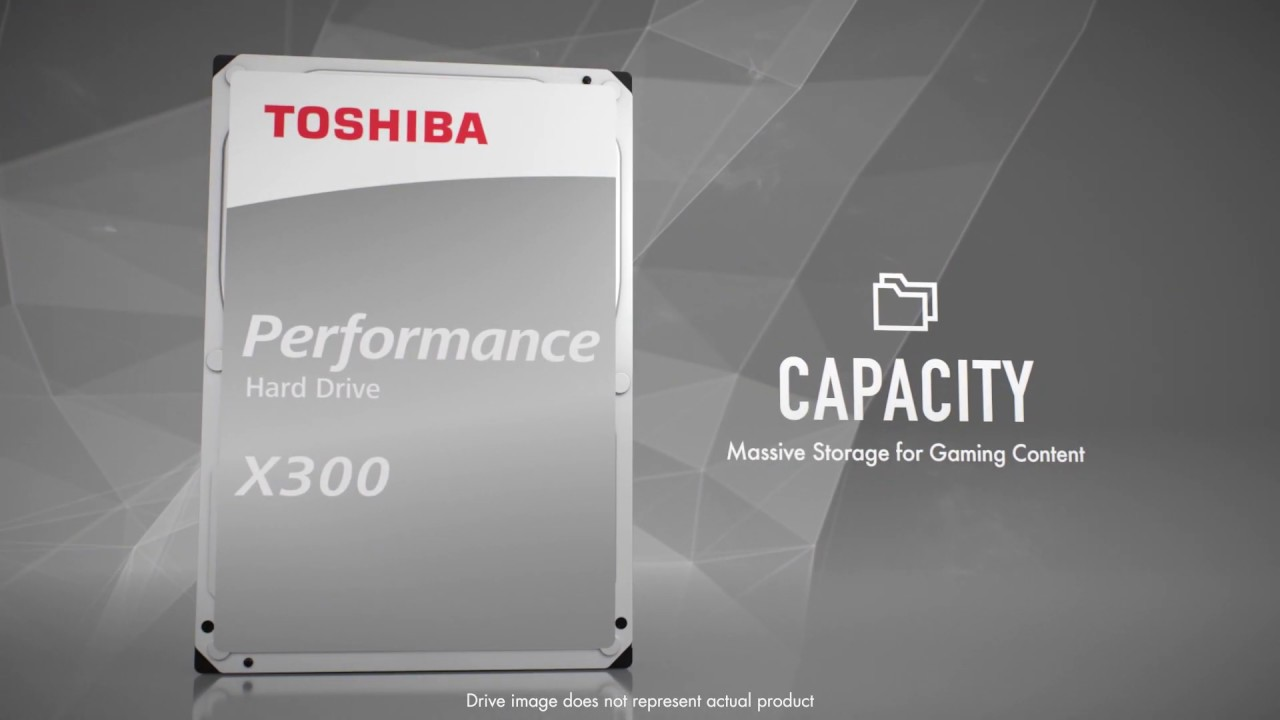 Toshiba - Internal Hard Drives - X300