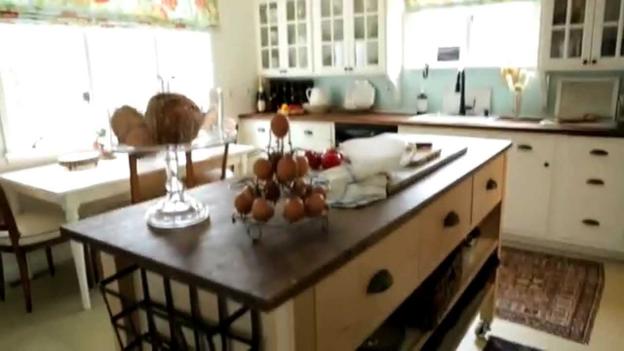 diy kitchen island ideas. Clever Ideas for a DIY Kitchen Island  YouTube