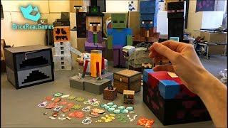 Realistic Minecraft in Real Life All my Equipment part 03 - IRL Animation - Top 5 Best Epizode