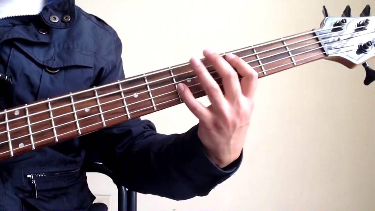 Cmo Tocar un Bajo de 5 Cuerdas  YouTube