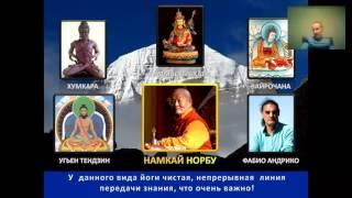 Тибетская Йога для начинающих от Виктора Луганского(Автор рассказывает об особенностях метода, указывает на различные направления и акцентирует свое внимание..., 2015-10-07T14:36:30.000Z)