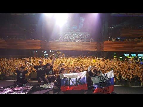 24K 투포케이 CONCERT IN MOSCOW 02/04/2017 (YOTASPACE CLUB)/Весь концерт 24К/