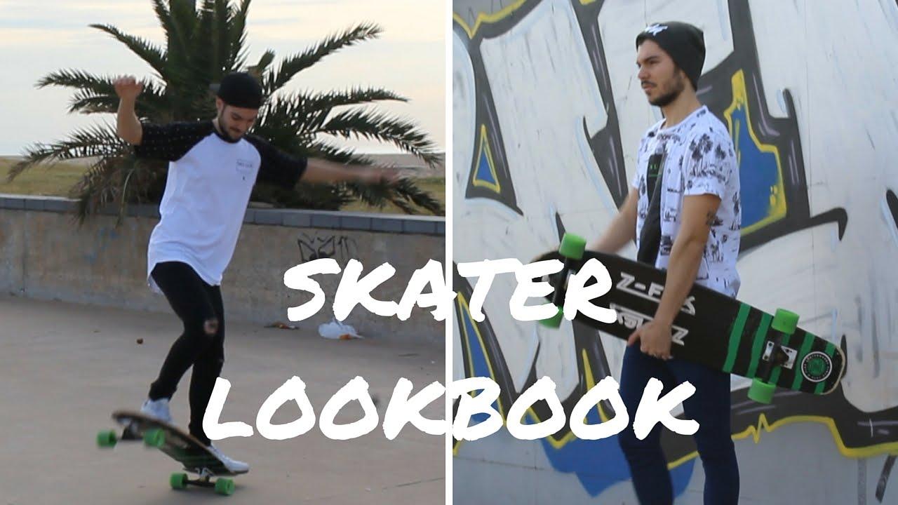 style skater dress skateboard