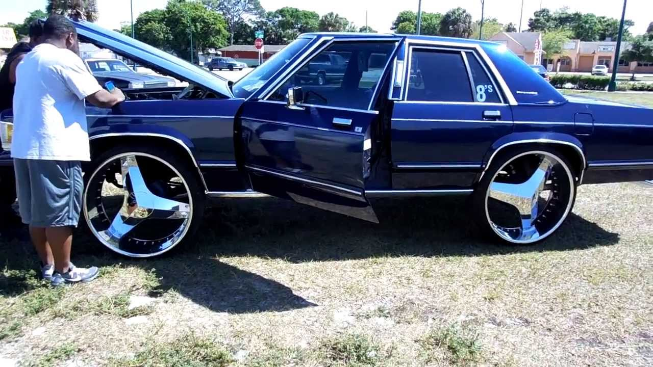 Grand marquis on 28s