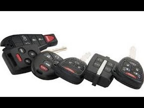 2003 to 2007 Infiniti G35 Factory Remote Transmitter Fob Programming