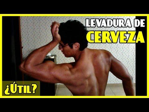 LEVADURA de CERVEZA: Todo lo que necesitas saber [+Masa muscular ]