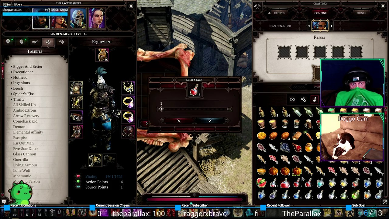 👃 Stinky Doggo Toots 💩 (clip from Divinity: Original Sin 2 – Definitive  Edition)