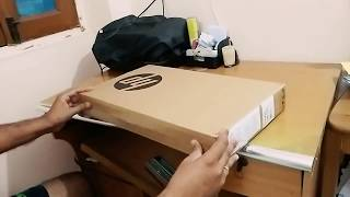 How to unbox HP laptop 15BE012TU