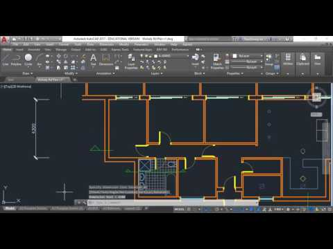 Wolsely Rd AutoCAD 14   Dimensions