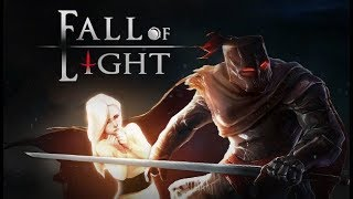 Fall of Light - Part 1 - Dark Souls / Ico Inspired Dungeon Crawler? Let