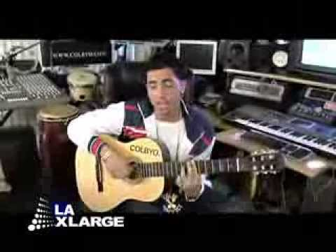Colby O'Donis - Interview @ Home Studio