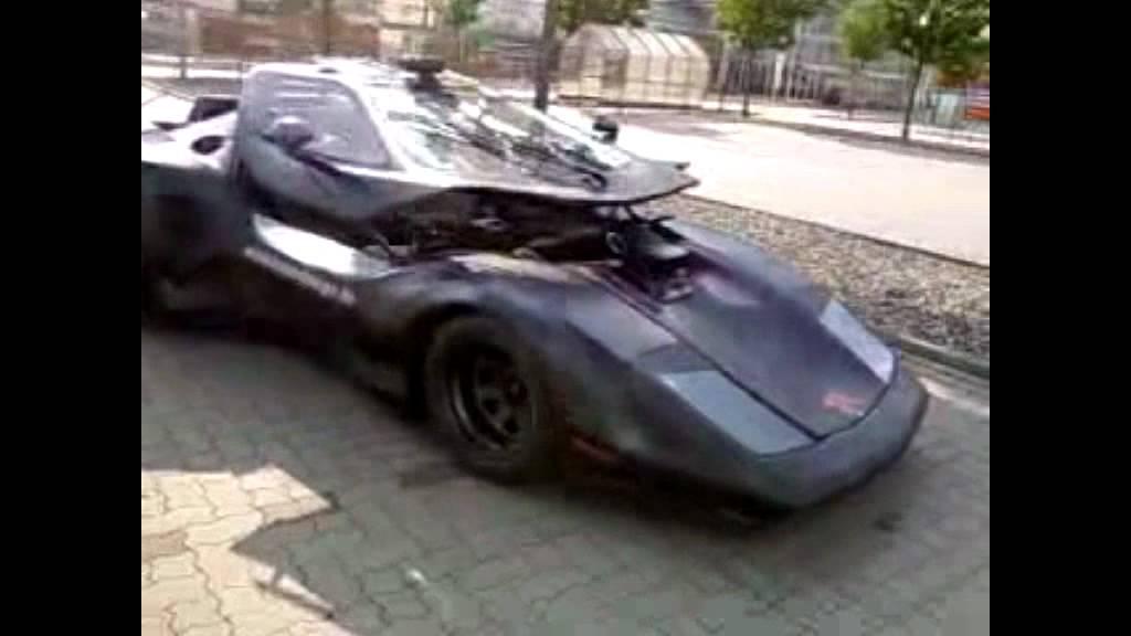 Self Built Sports Car