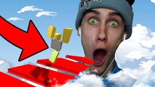the DUTCHTUBER PARKOUR! (Roblox Obby)