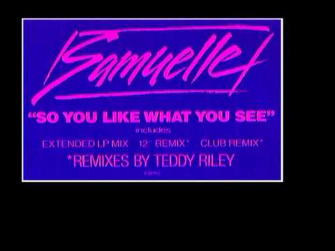 Samuelle - So You Like What You See (Teddy's Club Remix)