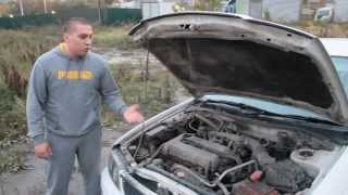 Тест драйв Nissan Bluebird