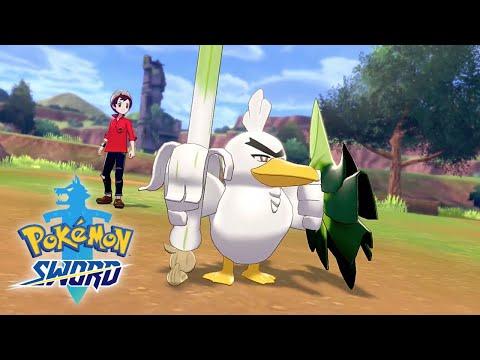 Pokemon Sword And