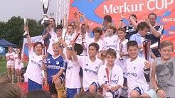Merkur CUP Finale 2015: FC Ismaning siegt und schreibt Geschichte
