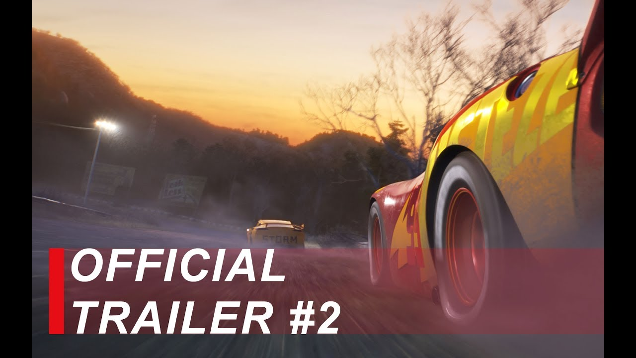 cars 3 official us trailer 2 english youtube