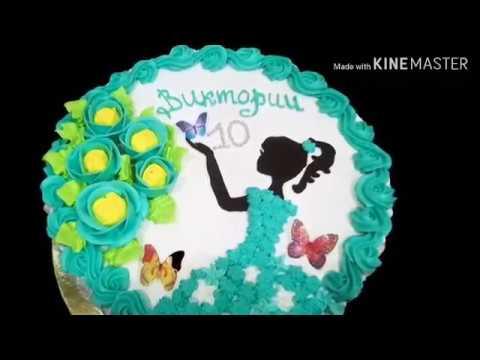 Торт для девочки на день рождения Наталья Торт Sweet Stories