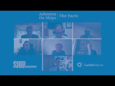 Asbestos On Ships - The Facts Webinar