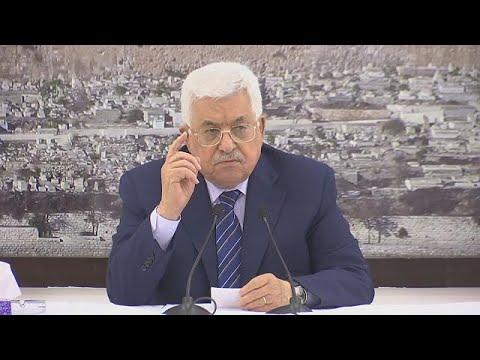 Palestinian leaders reject new Israeli measures at Jerusalem holy site