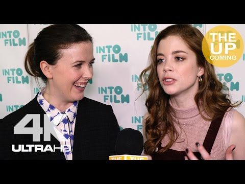 Into Film Awards: Alexandra Roach and Charlotte Hope on young and female filmmakers