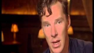 ♦ Benedict Cumberbatch discusses Parade's End ♦